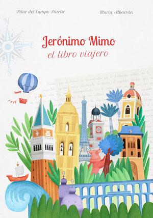 Jerónimo Mimo, el libro viajero