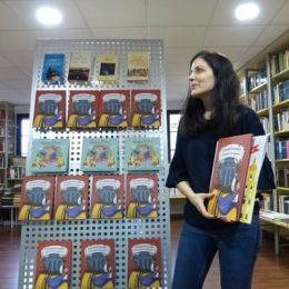 María Albarrán adapta a libro ilustrado la Leyenda del Acueducto