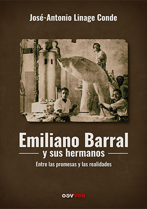 Emiliano Barral y sus hermanos