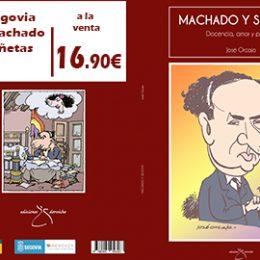 Presentaciones: Machado y Segovia en cómic, el 16 de mayo en la Casa de la Lectura